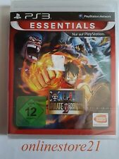 One Piece Pirate Warriors 2  PlayStation 3 NEU PS3