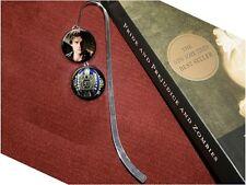 Vampire Diaries Ring Crest Damon Salvatore  5 inch silver Bookmark