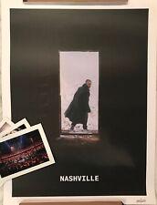 Justin Timberlake Concert Poster - Man of the Woods Tour, Nashville