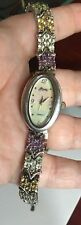 Gems TV Quartz Watch,  Sterling Silver Hm 925, Weight 42g Length 18cm
