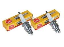 Pair of NGK Spark Plugs for Quadzilla CF Moto X8 Quad Bike Parts