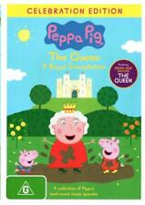 Peppa Pig: The Queen - A Royal Compilation  - DVD - NEW Region 4