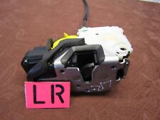 13 14 15 CHEVROLET SONIC LEFT DRIVER SIDE REAR DOOR LOCK LATCH ACTUATOR OEM
