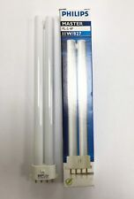 Philips PLS 11W 827 Warm White 4PIN 2G7 CFL  PLS/BIAX S/ DULUX S