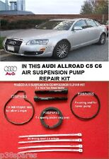 Audi Allroad Wabco Air Suspension Compressor Repair - Repair Kit C5 & C6