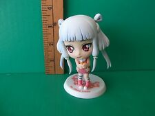 "Code Geass Jiang Lihua cutie with pretty hair eats mint ice cream! 3.5""in figure"