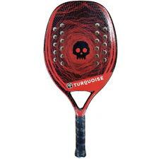 Racchetta Beach Tennis Racket Turquoise Black Death Team Red 2020