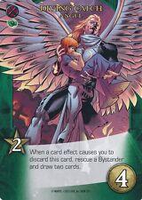 ANGEL 2014 Upper Deck Marvel Legendary DIVING CATCH