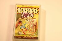 Sinclair ZX Spectrum - 48K 128K Game -- RENTAKILL RITA -- BY MASTERTRONIC 1987