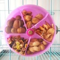 Bird Foraging Toy Seed Food Gnawed Foraging Systems Parrot Paradise Feed Toy
