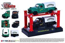 1:64 M2 Machines *AUTO-LIFT R14* 1949 Studebaker 2R Pickup Truck *NIP*