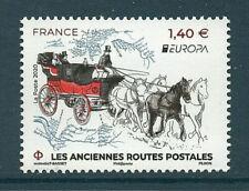 Timbres de Europe sur chevaux