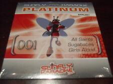 SUNFLY PLATINUM KARAOKE  DISC SFPL001 VOLUME 1 CD+G SEALED 15 TRACKS