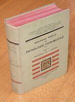 NOUVEAU PRECIS DE PATHOLOGIE CHIRURGICALE T 5 PATHOLOGIE DE L'ABDOMEN -  MASSON