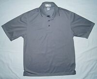 Mens IL MIGLIORE Performance Golf Shirt Size L Anti Microbiological Material New