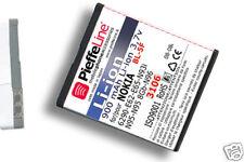 Batteria Li-ion 900mA per nokia 1200 N95 6290 E62 E65