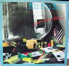 "Wet Wet Wet - SWEET LITTLE MYSTERY - 7"" Promo Vinyl Single [1987] - 45rpm"