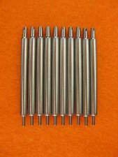 24mm SWISS Stainless SPRING BAR Replace Screw Tube 10PC V for PANERAI 24 10
