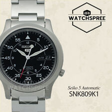 Seiko 5 Automatic Watch SNK809K1 AU FAST & FREE