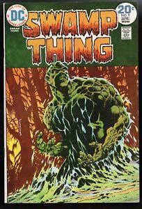 Swamp Thing #9 F/VF