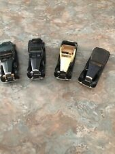 SOLIDO Lot De 4 ROLLS ROYCE  PHANTOM III 1939  1/43