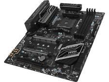 MSI X370 SLI PLUS AM4 AMD X370 ATX Motherboards - AMD - Retail
