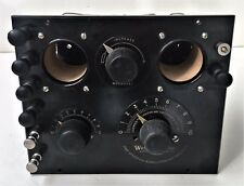 Antique 1923 RCA Radiola RS Battery Operated Radio - Vintage Receiver Chassis