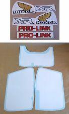 Stickers / Decals Honda XR500R - XRR 500 (82)
