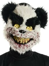 QUALITY SCARY TEDDY BEAR MASK PANDA CHARLES HALLOWEEN FANCY HORROR MONSTER FILM