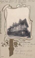 IPSWICH( Suffolk) :Ancient House-embossed & u/back-TUCK 'UK ' series