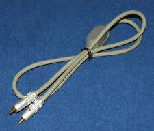 Top! MIT Terminator 5 Cinch Audio Kabel Subwoofer-Kabel / 1 Meter