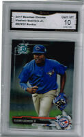 2017 Vladimir Guerrero Jr Bowman Chrome Rookie Gem Mint 10 #BCP32