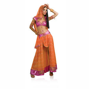 Bollywood Belly Dancer Sexy Adult Costume Rubies 889614