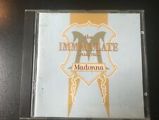 Madonna : The Immaculate Collection CD (1990) SIRE