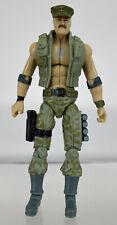 "GI Joe 25th Anniversary Gung Ho 3.75"" Figure V18 2007 Wave 4 Battle Pack Vest"