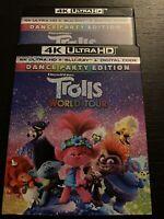 Trolls World Tour (4K Ultra HD and Blu-ray, 2020) Justin Timberlake - No Digital