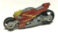 Hot Wheels 2009 Dream Garage 154 Canyon Carver Red - Loose