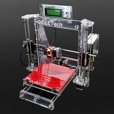 Geeeetech Reprap Prusa i3 3D Drucker LCD Windows/Mac/Linux Betriebssystem 10KG