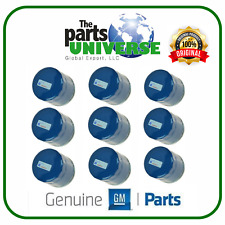 Chevrolet GM OEM 13-15 Fit Spark Engine-Oil Filter 96985730 (9 PIECES)