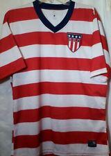 Team USA Soccer Jersey Authentic World League Sporting Goods Shirt Size XL