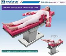 ELECTRIC GYNECOLOGICAL OBSTETRIC OT TABLE OPERATION THEATER SURGICAL TABLE dbhh