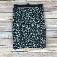 Forever 21 Womens Skirt Cotton Stretch Mini Bodycon Pull On Elastic Waist Size M