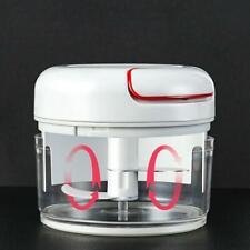 Manual Meat Grinder Food Chopper Mincer Mixer Fruit Vegetable Nut Shredder Tools