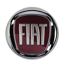 Original Fiat Emblem Hecktür rot Fiat Ducato Typ 250 ab Bj. 2007 OE 735578731