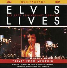 Elvis Presley - Elvis Lives: The 25th Anniversary Concert [New DVD] Jewel Case P