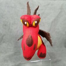 How To Train Your Dragon Monstrous Nightmare HOOKFANG Plush Toy Stuffed Animal