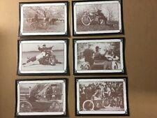 Harley Davidson nostalgic Greeting Cards Box Of 12
