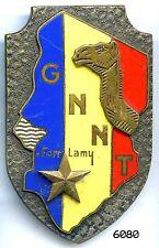 6080 - INSIGNE GROUPE NOMADE NORD TIBESTI FORT LAMY