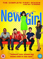 NEW GIRL - SEASON 1 - DVD - REGION 2 UK