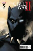 Civil War II #5 Noto Kamala Variant Comic 1st Print 2016 NM Ships T-Folder
